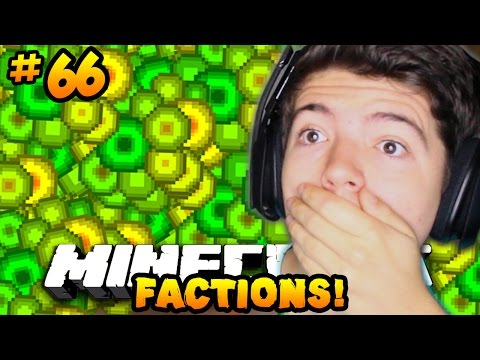 "Minecraft FACTIONS VERSUS ""3 MILLION XP ENCHANTING!!"" #66 | w/ PrestonPlayz"