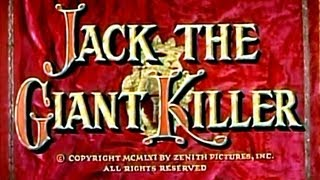 Jack the Giant Killer - TMR - Jack the Giant Killer (1962)