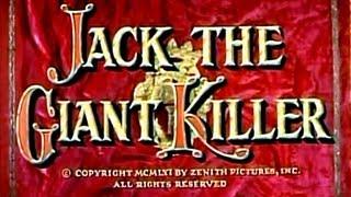 Jack the Giant Killer - TMR - Jack the Giant Killer (1962)