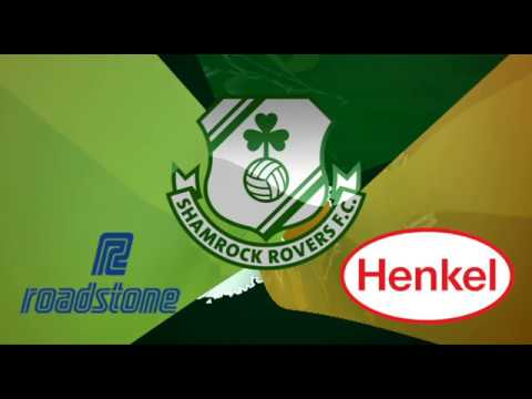 Shamrock Rovers Corporate Challenge: Roadstone vs Henkel 16:11:17