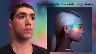 "Download Lagu Ariana Grande-""No Tears Left to Cry"" Track Review Gratis STAFABAND"