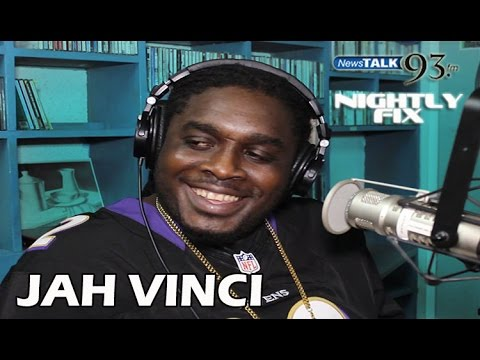 Jah Vinci life after the Gaza + wanting to be the next Bob Marley on Nightly Fix