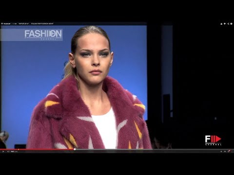"""MIFUR 2014″  –  ITALIAN FUR FASHION NIGHT"
