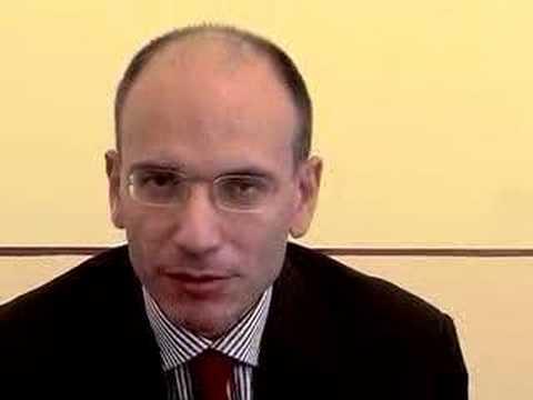 Enrico Letta: Correte con me