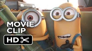 Minions Movie CLIP - Orlando (2015) - Despicable Me Spin-Off Comedy HD