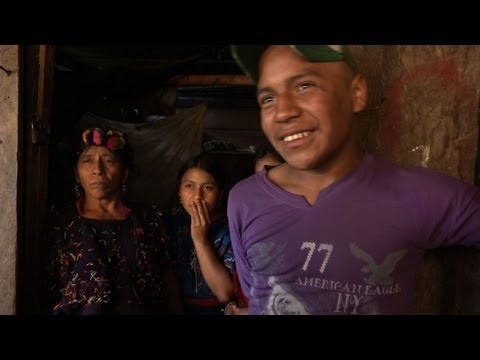 Guatemala's Maya population facing deep poverty