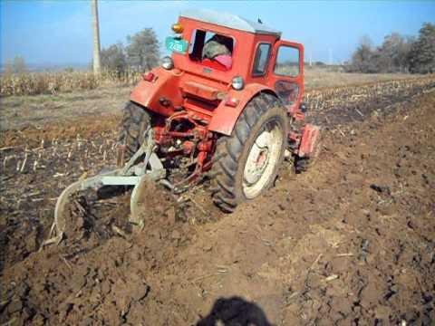 Zimsko oranje rus t40 ACA