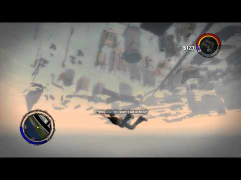 BUG Saints Row 2 - Com Seu Madruga