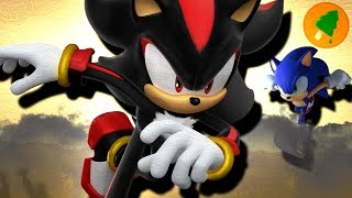 Shadow The Hedgehog is Faster than Sonic