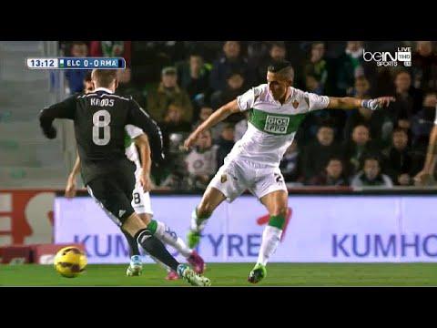 Toni Kroos vs Elche (A) 14-15 720p HD