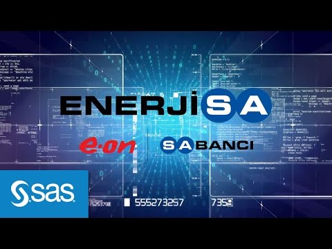 Enerjisa Uses SAS for a Competitive Advantage and Leads the Energy Sector in Turkey