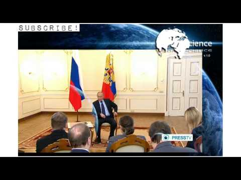 Obama Speaks Out Against Russia's Actions in Ukraine