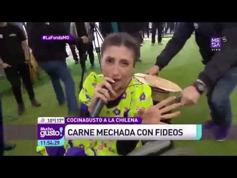 Karen se lució imitando a Myriam Hernández - Mucho Gusto