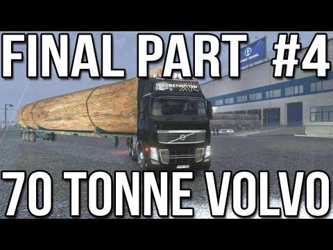 Seventy Tonne Volvo (Part #4) - Euro Truck Simulator 2