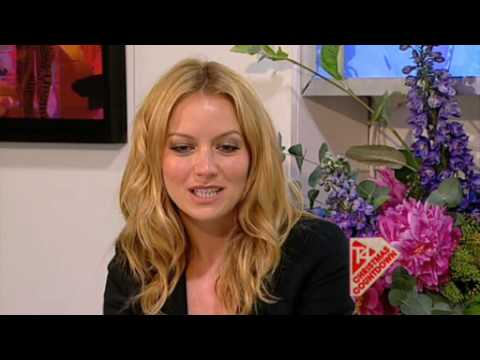 T4: Becki Newton flirting with Steve Jones