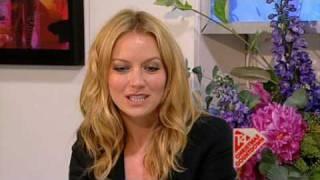 T4: Becki Newton flirting with Steve Jones
