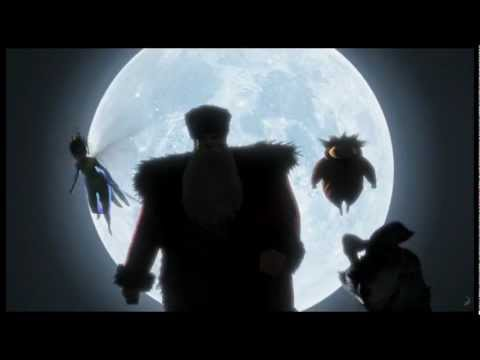 Rise of the Guardians the Video Game Trailer