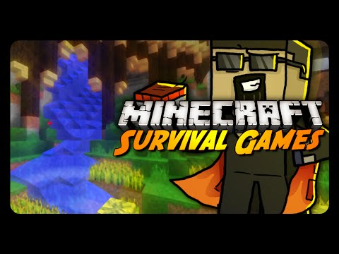 Waterfall Of Loot! (minecraft Survival Games) video