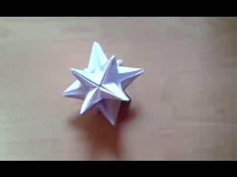 Faire une etoile d 39 omega en papier toile d 39 om ga en - Comment faire une chaussure en papier ...