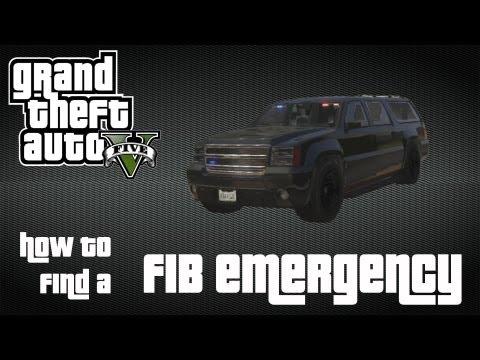 GTA 5  FIB BUFFALO SUV GRANGER LOCATION GAMEPLAY ONLINE MULTIPLAYER HD XBOX 360 PS3 PS4 XBOX ONE