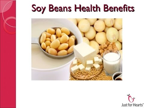 Health Benefit Of Soyabean Hindi