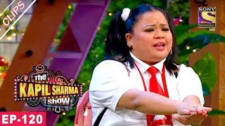 Lalli Wants Bappi Da to Make Her An Ustad - The Kapil Sharma Show - 9th July, 2017