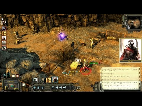 Wasteland 2 Release Trailer video