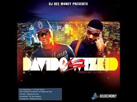 Dj Dee Money Presents Davido Vs Wizkid Mega Mix