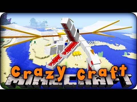 Minecraft Mods - CRAZY CRAFT 2.0 - Ep # 47 'SPAWNING THE KING!!' ( Orespawn Mod)