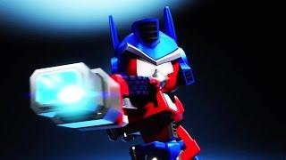 ANGRY BIRDS TRANSFORMERS Optimus Prime