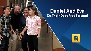 Daniel And Eva's Debt Free Scream! Paid off 195k in 5 years making $109k