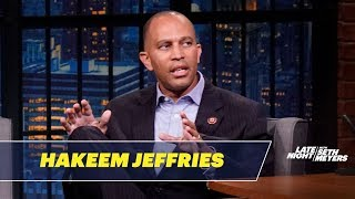 Rep. Hakeem Jeffries Wants His Republican Colleagues to Put Country Before Party