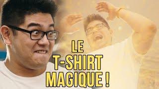 LE T-SHIRT MAGIQUE ! - LE RIRE JAUNE