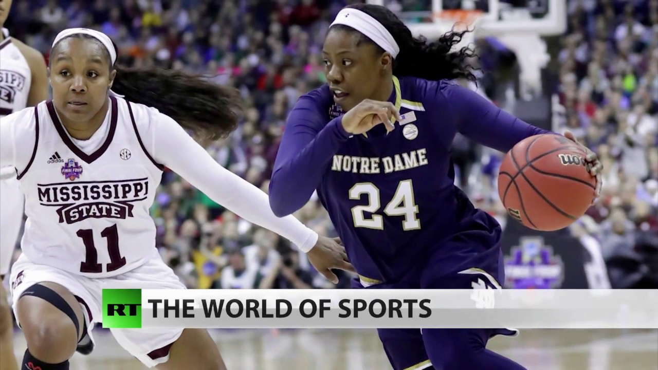 World of Sports: Men's and Women's NCAA Final Four takes center stage
