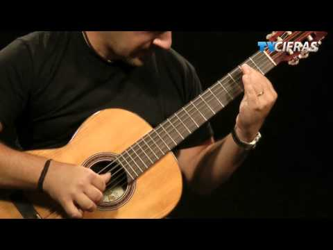 Johann Sebastian Bach - Minueto I e II - Aula de Violão Clássico - TV Cifras
