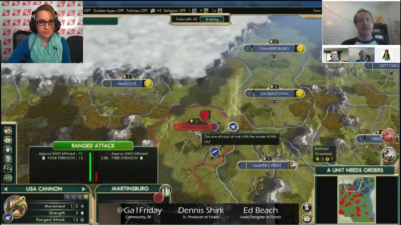 American Civil War 2 American Civil War Demo 2