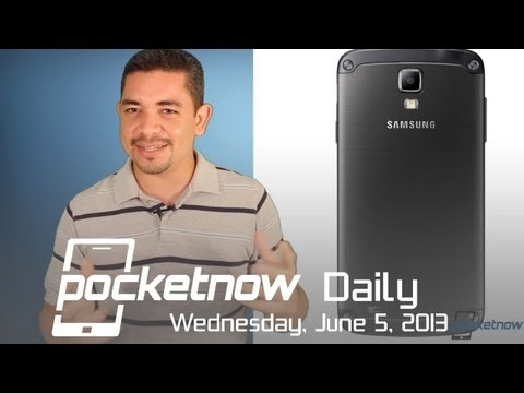 Galaxy S 4 Active announced. HTC One mini photo. Nokia EOS leak & more - Pocketnow Daily