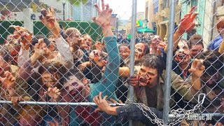 Grand Opening Ceremony of The Walking Dead Attraction - Universal Studios Hollywood