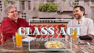 CLASS ACT: Pankaj Tripathi with Rajeev Masand I Sacred Games I Mirzapur I Criminal Justice