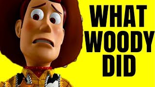 The Problem With Toy Story 4