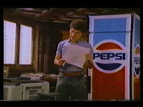 Comercial Pepsi (1988)
