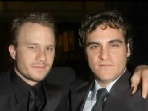 HEATH LEDGER WITH FRIENDS