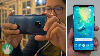 Huawei Mate 20 Pro Review: for couples?