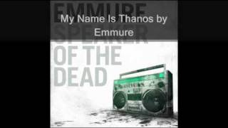 Watch Emmure My Name Is Thanos video
