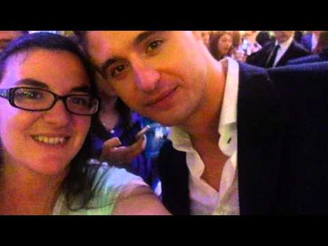 Max Irons - The Riot Club Premiere