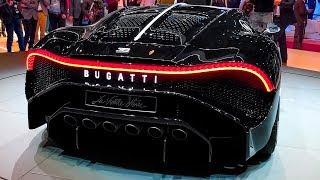 BUGATTI La Voiture Noire - Excellent Hypercar!