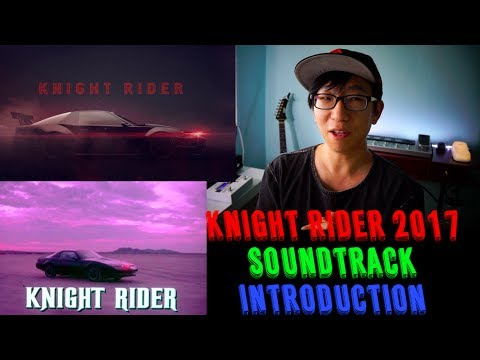 Funtwo - Soundtrack Introduction - Knight Rider 2017
