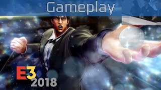 Fist of the North Star: Lost Paradise - E3 2018 Gameplay [HD]