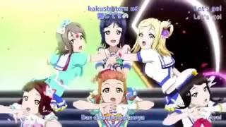 Download Lagu Love Live Sunshine!!   Aozora Jumping Heart RMX Funkot Dangdut   YouTube Gratis STAFABAND