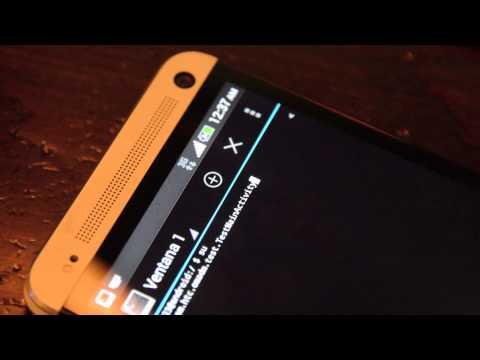 HTC One Sprint CDMA desbloquear Módulo GSM a Telc